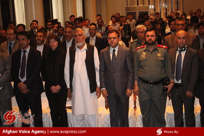 Re-launching ceremony of TIR in Afghanistan held