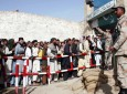 Scores of Afghans queue up to renew registration