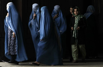 Frustration in Afghan womans rights struggle