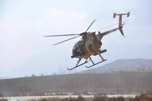 4 ISIS militants killed in Nangarhar airstrike