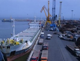 Flag Off of First Consignment to Afghanistan Through Chabahar Port