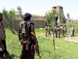 Armed Anti-Militant Bands Hound Civilians In Restive Afghan Province