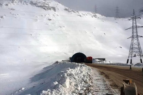 Salang highway reopens for light traffic