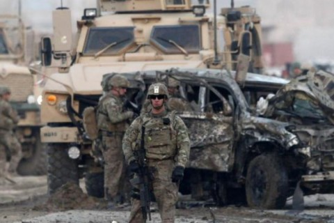 American military presence on its 16th year in Afghanistan