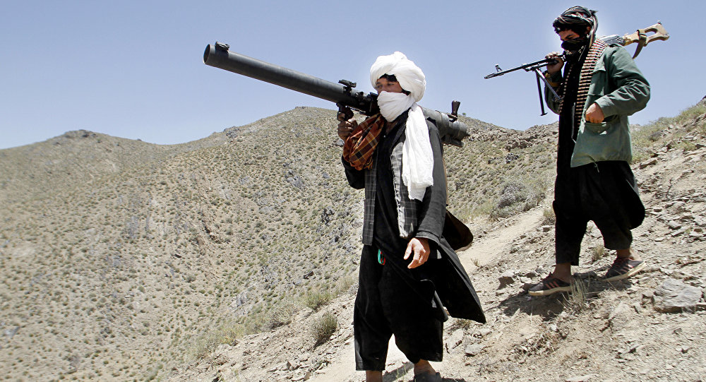 Taliban attack kills district police chief, 3 others in E. Afghanistan