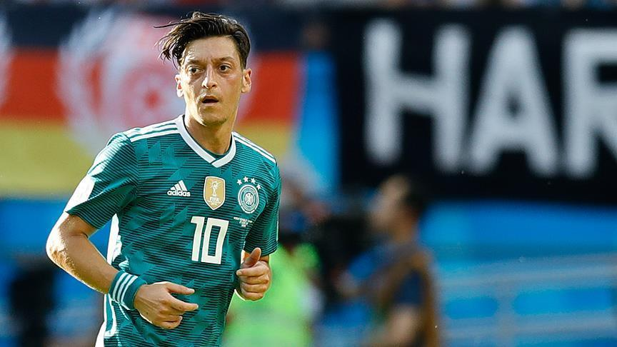 Footballer Mesut Ozil sparks racism debate in Germany
