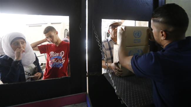 UNRWA head says millions of Palestinian refugees 'cannot be simply wished away'