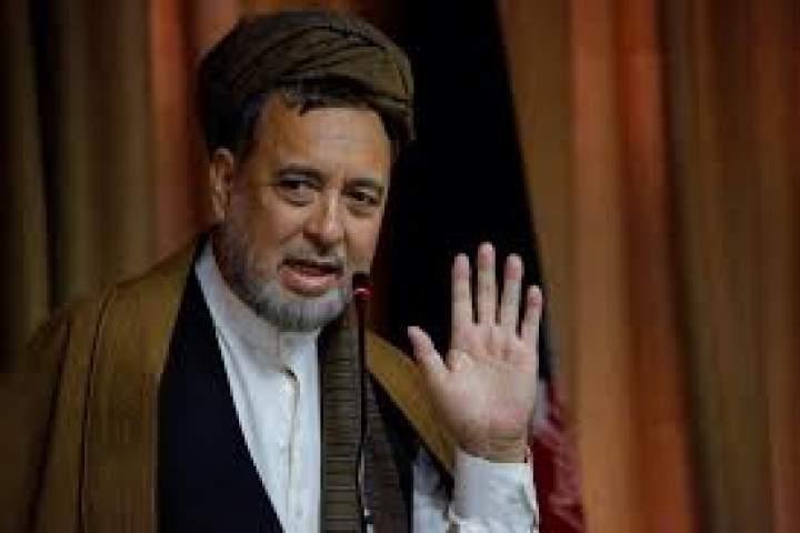 Mohaqiq Says President Ghani Warned Political Parties of 'Dissolution'