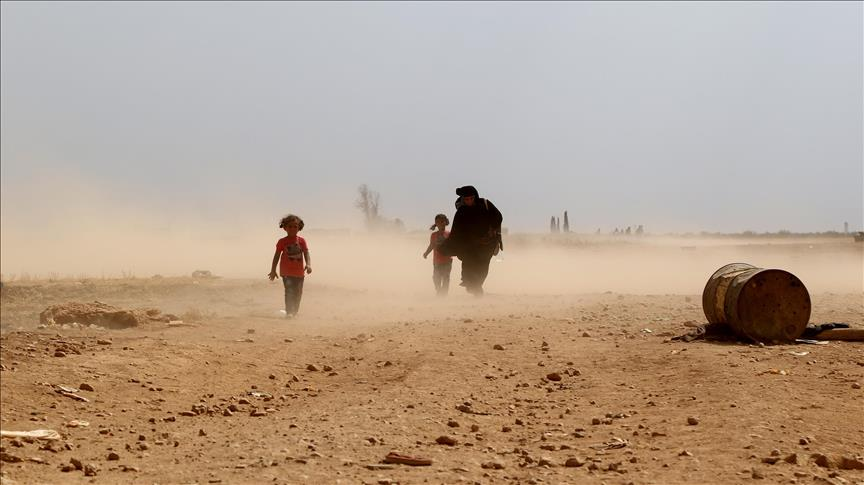 Syria faced unprecedented levels of displacement: UN