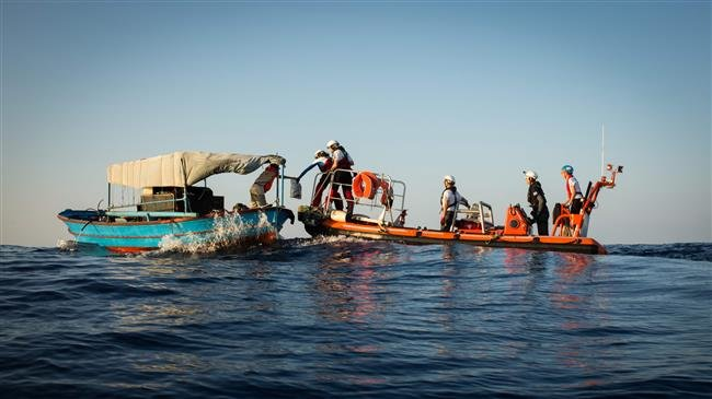 Libya coast guard rescues 235 refugees off western coast