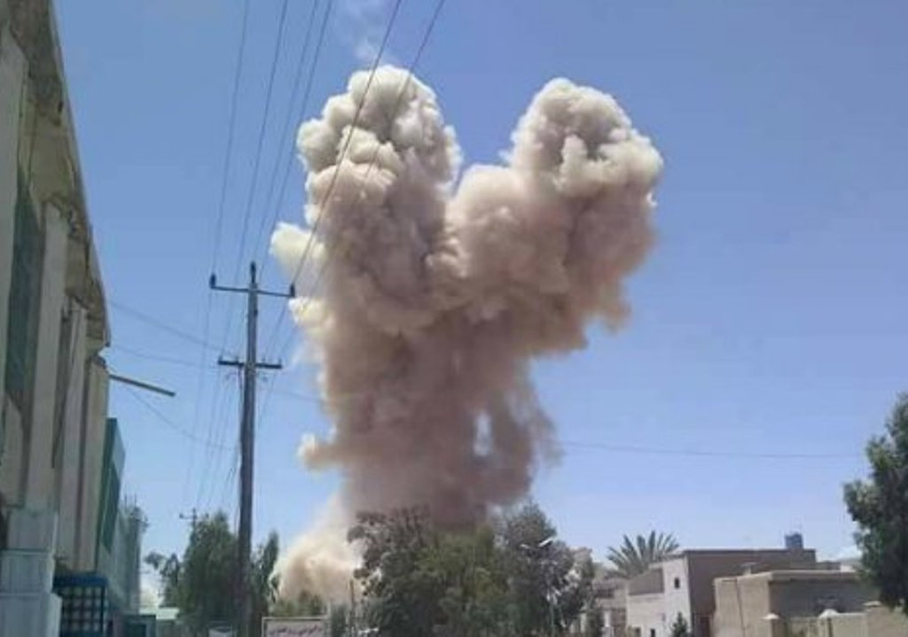 Civilians suffer casualties in IED explosion in Ghazni province
