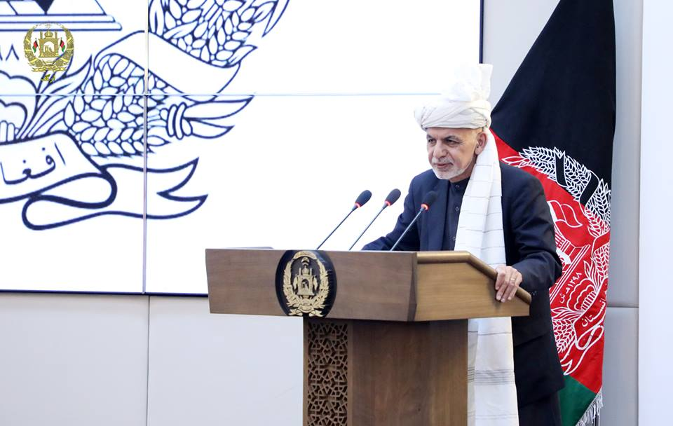 Peace Advisory Board Not Parallel to Peace Council: Ghani