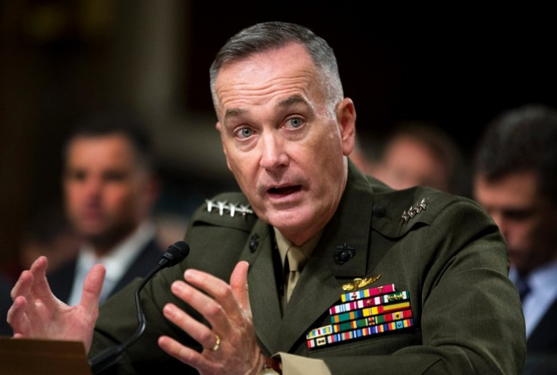 Top US military officer says Taliban