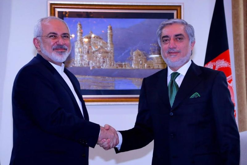 Iran, Afghanistan discuss fighting terrorism