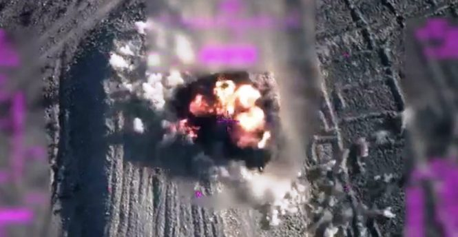 Afghan Special Forces release dramatic airstrikes video against militant leaders
