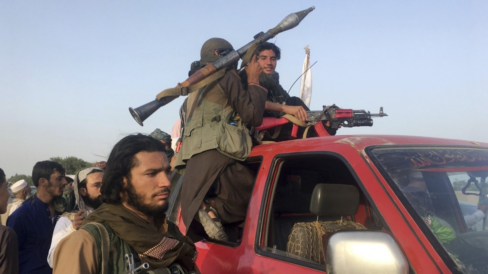 Top Leader of Taliban Militants among 34 Rebels Dead