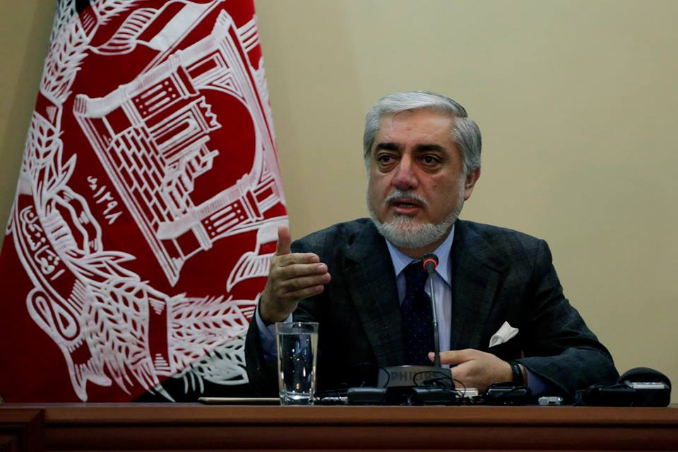 Withdrawal of foreign forces 'not the end of the world' for Afghanistan: Abdullah