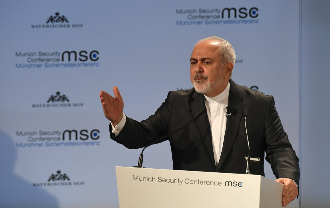 Iran blasts US, calls on Europe to do more over nuke deal deadlock