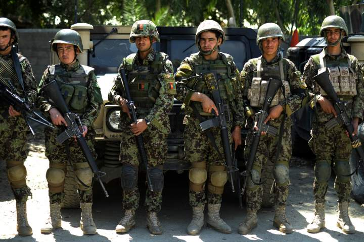 58 Terrorists Killed During Joint Military Operation in Kunduz