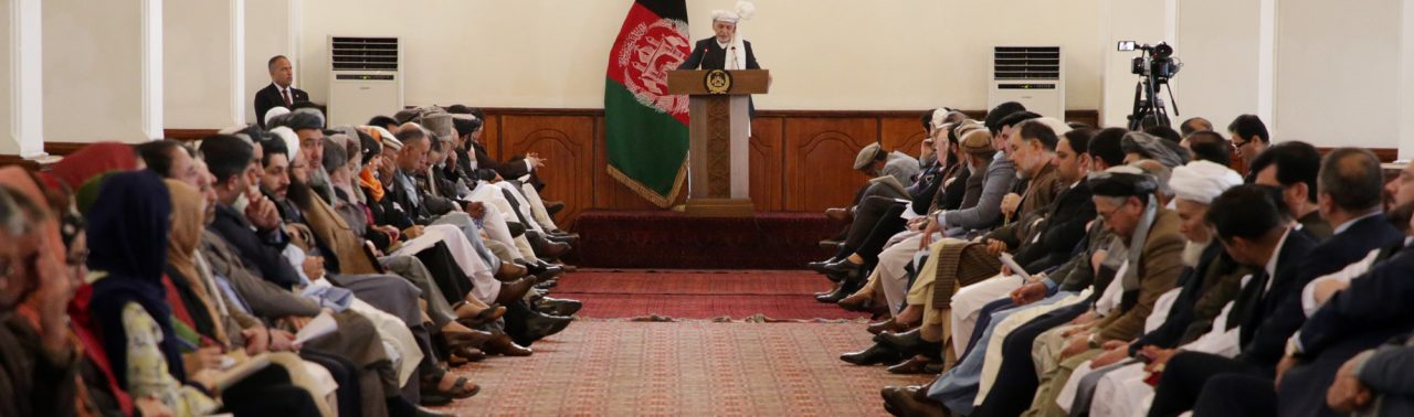 Who Owns the Afghan Peace Process?