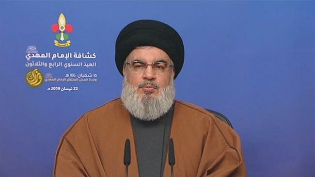 US Iran sanctions amount to aggression against entire world: Nasrallah
