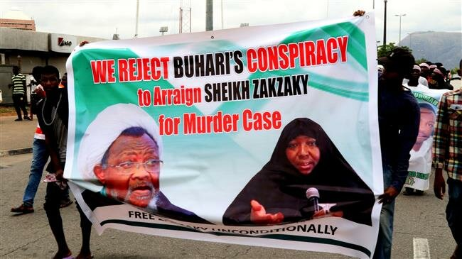 Nigerian army opens fire on protesters demanding release of Zakzaky