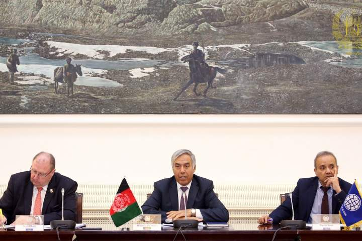 Afghanistan Reconstruction Trust Fund (ARTF) Steering Committee Meets
