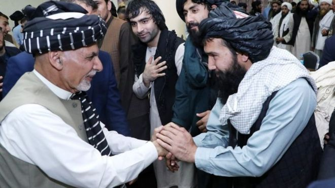 Concerns Growing Over Release of Taliban's Prisoners