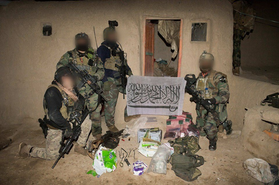 Special Forces kill 13 Taliban militants, destroy weapons cache in Paktika province