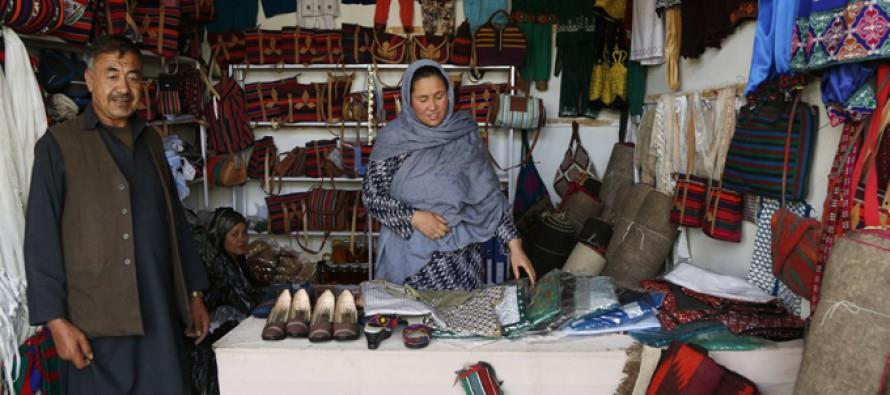Afghan women entrepreneurs to receive 5 percent quota to strengthen economic participation