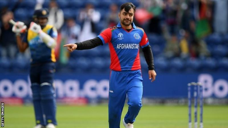 Rashid Khan named Afghanistan captain across all three formats