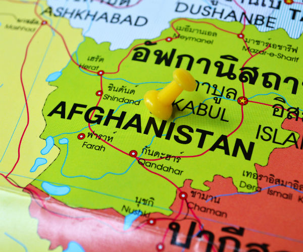 US Must End Afghan War But Keep the Peace