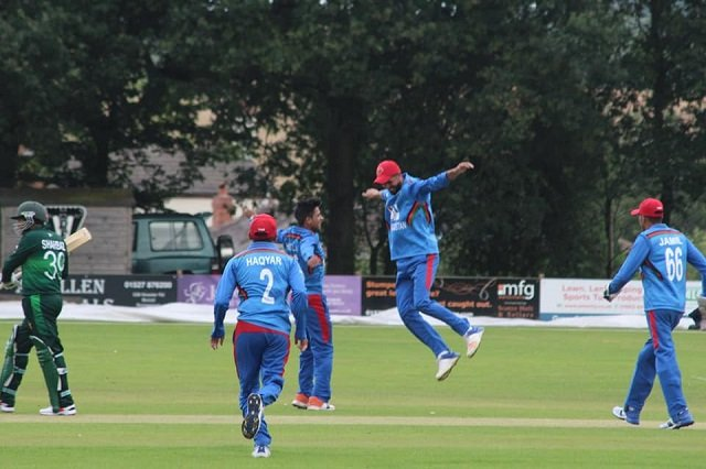 Afghanistan beat Pakistan in Physical Disability World Cricket Series