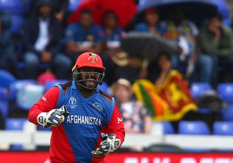 Mohammad Shahzad suspended indefinitely by Afghanistan Cricket Board