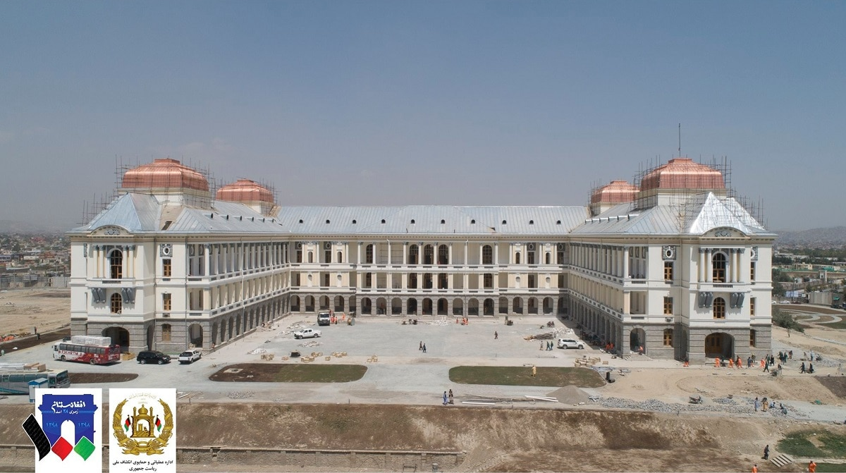 100th I-Day celebrations in historic Dar-ul-Aman Palace postponed after deadly Kabul bombing