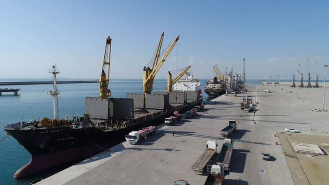 Afghanistan Ships First Fruit Cargo To India Via Chabahar