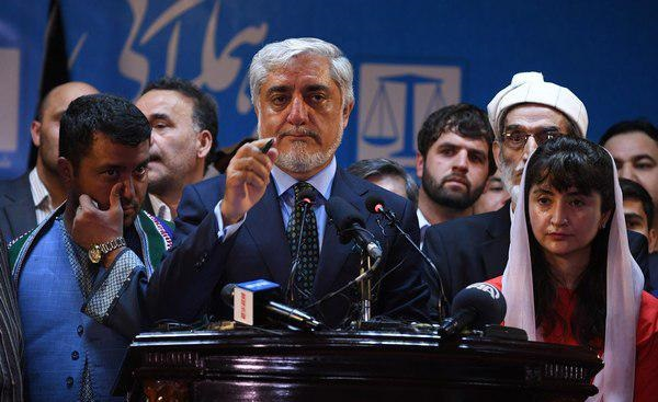 """Votes' Recounting Process Must Be Stopped"": CE Abdullah"