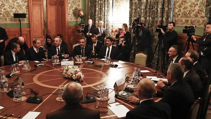 Meeting for Libya peace starts in Moscow