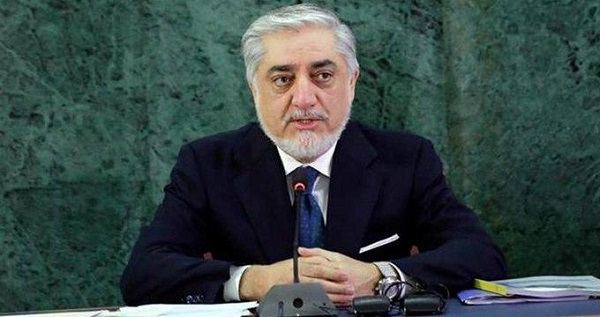 'Afghan People Have The Right To Take Position in Peace Process': CE Abdullah
