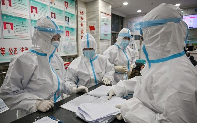 Global Death Toll from Coronavirus Passes 16,500