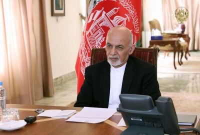 It will be clear next week when talks with Taliban will begin: Ghani